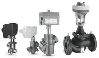 HVAC Brain Inc  Now Offering Siemens Actuators and Valve Assemblies