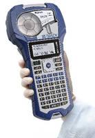 Handheld Label Printer targets laboratory applications.