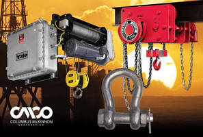 Shackles, Sub-Assemblies meet oil and gas industry challenges.