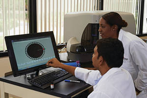 Flow Cytometry Analysis Software promotes research efficiency.