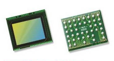 Image Sensor offers 5 MP resolution for mobile devices.