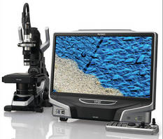 Digital Microscope eliminates need for focus adjustment.