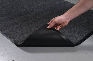 Crown Mats Wonder-Pro Indoor Wiper Mat with Vinyl Border
