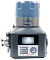 Gas Chromatograph provides C6+ analysis.