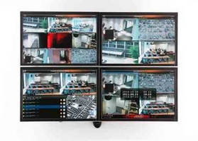 Video Management System enables access control integration.