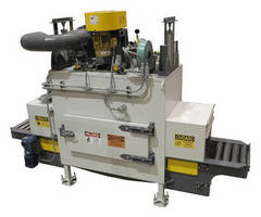 Indexing Conveyor Oven is designed for curing operations.