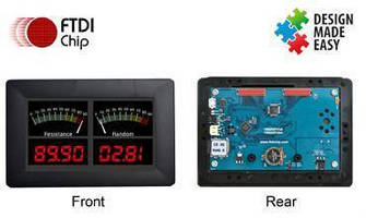 Display System Development Solution is compatible with Arduino.