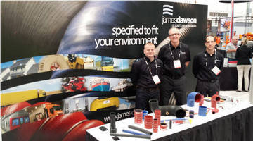 Conexpo 2014 Proves Thought Provoking for James Dawson as It Plans Launch of Innovative New Products