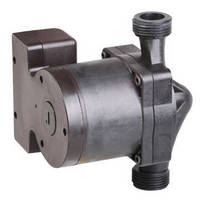 Circulating Pump enhances condensing boiler efficiency.
