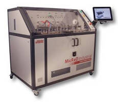 Diagnostic Instrument power cycle tests electronic components.