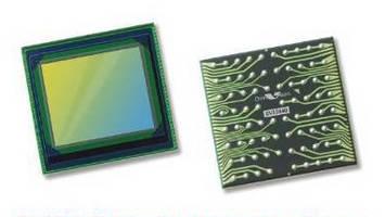 Image Sensor and Processor target automotive applications.