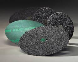 Aluminum Oxide Fiber Discs deliver 3X standard AO cut rate.