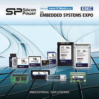 SP/ Silicon Power to Showcase the Latest Advanced Industrial Solutions at ESEC 2014 in Japan