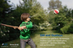 SMI and Qualisys Connect Eye and Body Movements