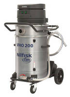 Sump Pump Vacuum meets metalworking needs.
