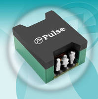 Compact Planar Transformer delivers up to 800 W of power.