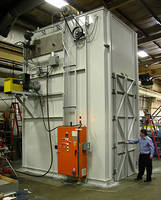 Infratrol Ships Ovens for Electrical Power Distribution Equipment