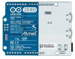 Arduino and Atmel Unveil the Arduino Zero