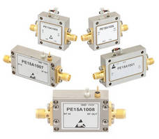 Low Noise Amplifiers serve military and commercial applications.