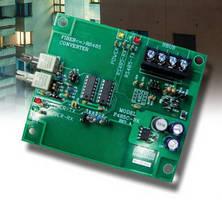 Wire to Fiber Converter extends fire alarm system reach.