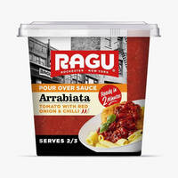 A UK First as Ragú Switches to Plastic in Award-Winning SuperLock®