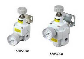Pressure Regulators are built for precision, consistency.