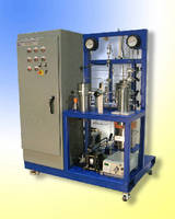 Supercritical Fluid Extractor processes natural products.