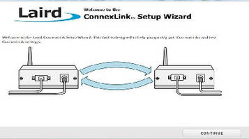 New ConnexLink Setup Wizard Delivers Direct Path to Wireless Connectivity