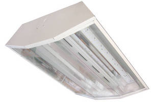 LED High Bay Luminaire delivers color consistency.