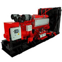 Emergency Genset  suits offshore applications.