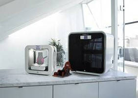 3D Systems Announces Cube®3 and CubePro(TM) 3D Printers Availability