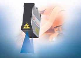 Laser Profile Scanners use blue laser diode.