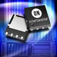 N-Channel Power MOSFETs minimize losses.