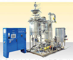 Leaching Autoclave System is suited for caustic cleaning of parts.