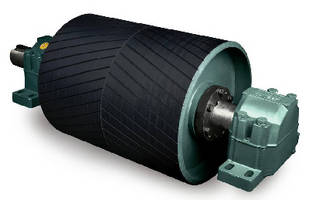 Conveyor Pulleys withstand tough operating conditions.