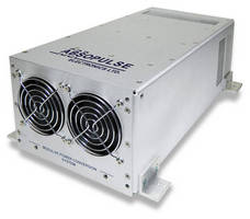 Low Noise Pure Sine Wave DC/AC Inverters generate up to 1 kVA.