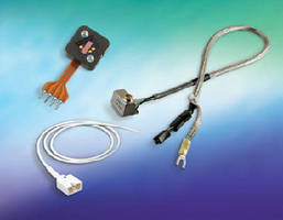 Assembly Services produce custom cabling and harnesses.