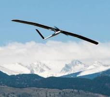Commercial/Civil UAV runs primarily on solar power.