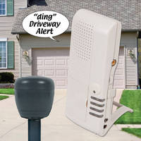 Receiver Talks When a Car Enters the Driveway