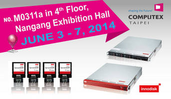 Innodisk Debuting All-Flash Storage Appliance at Computex 2014