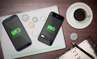 Multi-Standard Wireless Charging SoC enhances smartphone design.
