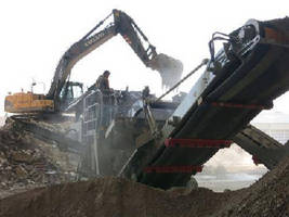 Hybrid Construction Machines - Crushing the Fuel Costs