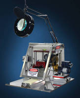 Benchtop Blade Sharpening System increases company productivity.