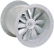 AID Axial In-Line Fan