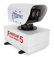 Laser Radar Sensor delivers high accuracy, dynamic positioning.