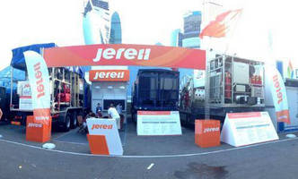 Jereh Top Equipment Debut at NEFTEGAZ 2014, Eye on Russia Market