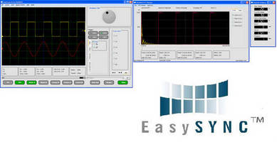 EasySYNC Announces Powerful Software Support Environment for its Latest USB Instruments