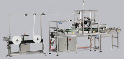 Plastic Handle Applicator is designed for high throughput.
