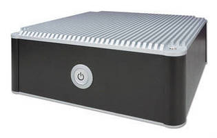 Fanless Embedded System featues Intel® Atom(TM) E3800 processor.