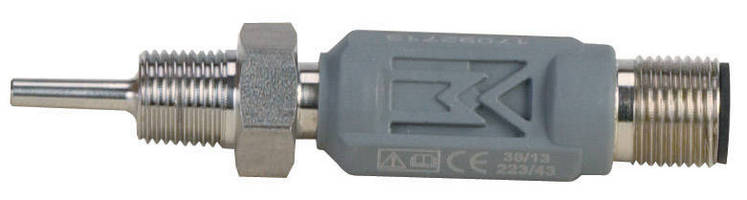 Programmable RTD Temperature Transmitters have M12 connection.